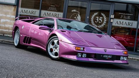 Price Of A Lamborghini Diablo by Lamborghini From Jamiroquai S Cosmic Has Astronomical