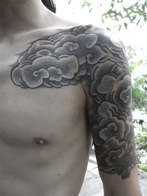 shoulder amp sleeve tattoo by kenji alucky best tattoo