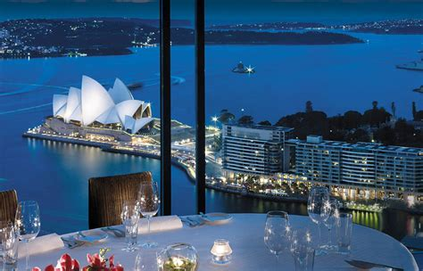 Layout Apartment by Altitude Restaurant Refurbishment Shangri La Hotel Sydney