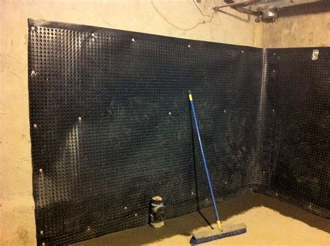 waterproof basement walls interior waterproofing 4 nusite waterproofing contractors