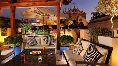 la terrazza roma la terrazza cesari rooftop bar in rome the rooftop