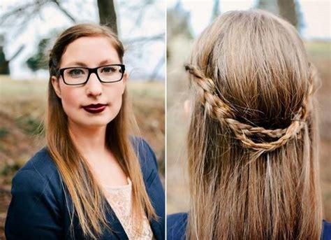 down hairstyles casual 20 trendy half braided hairstyles