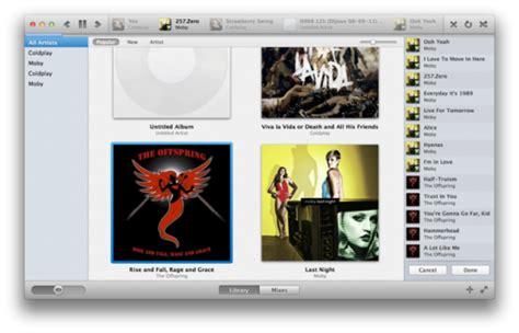 ordinare libreria itunes non itunes 5 gestori di musica alternativi per mac