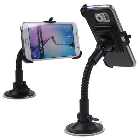 Ahha Stand Mount Car Windshield Holder windshield suction car holder mount cradle dash for samsung galaxy phones