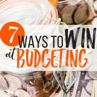 7 Ways To Win A by Skills 101 Category Archives The Busy Budgeter