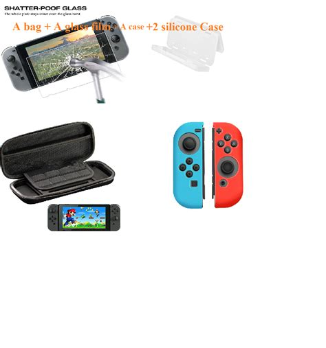 Jual Nintendo Switch Mario Pouch Green for nintendo switch bag screen protector card