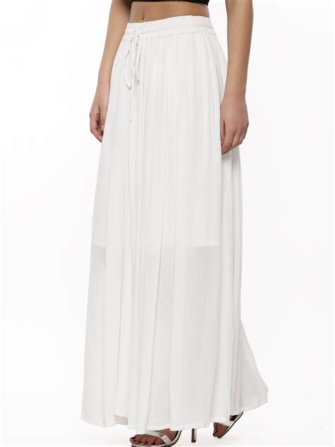buy rena flared maxi skirt for s