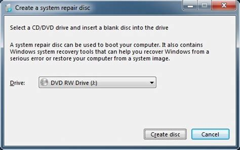 format dvd like usb how to create windows 7 repair usb drive