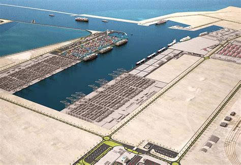 Qatar awards $4.22bn worth of New Port contracts ConstructionWeekOnline.com