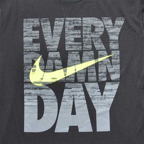 the gallery for gt nike every damn day just do it logo