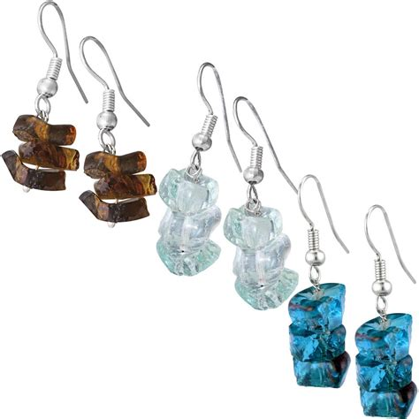 Recycled Glass Jewellery By Janganant by Bangladesh Recycled Glass Earrings The Rainforest Site