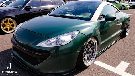 peugeot rcz r modified hd peugeot rcz coupe modified プジョーrcrクーペカスタム スーパーカーニバル