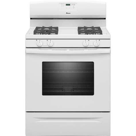 amana kitchen appliances amana 30 quot freestanding gas range agr5630bdw brandsmart usa