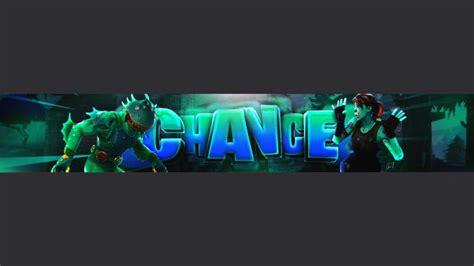 custom fortnite banner  twitchyoutubemixer