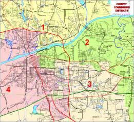 county commission district maps tuscaloosa county alabama