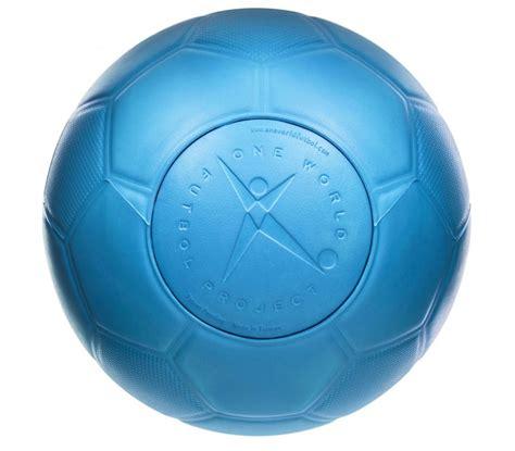 blue one ultra durable soccer blue one world futbol size 4