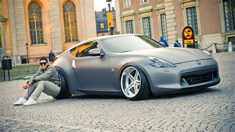 nissan fairlady 370z wallpaper cars nissan 370z wallpaper allwallpaper in 14461 pc en