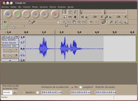 cortar un audio audio 5 cortando