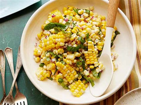ina garten salad recipes fresh corn salad recipe ina garten food network