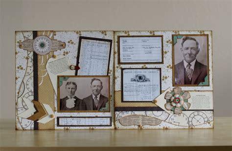 top 25 ideas about genealogy scrapbooking ideas on family history scrapbooking layouts kiwi lane