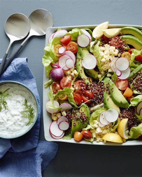 Kitchen Sink Recipes Kitchen Sink Quinoa Salad What S Gaby Cooking
