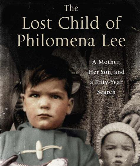 the lost child of philomena john o donnell a journey through life