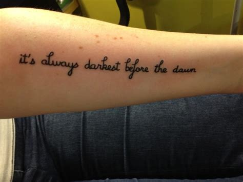 Tattoo Quotes For Overcoming Depression | depression tattoo quotes quotesgram