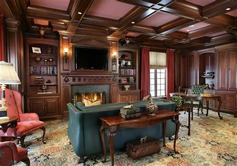 large home office large elegant study traditional home office new york