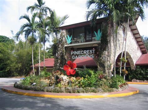 pinecrest garden