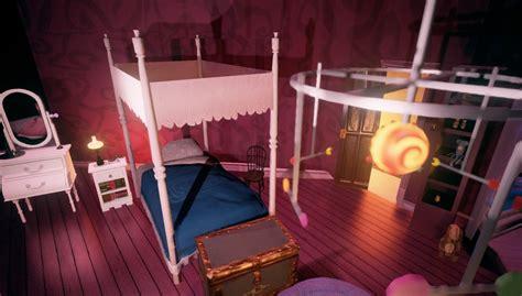 coraline bedroom film room project post mortem coraline s bedroom denzil