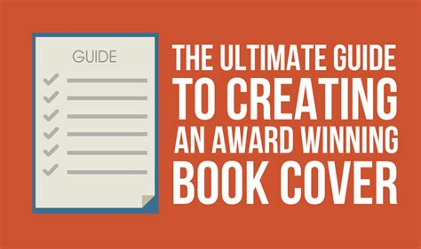 How To Make A Book Cover From A Paper Bag - the ultimate guide to creating an award winning book cover