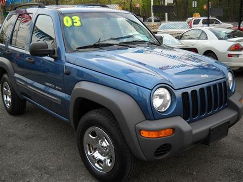 Jeep Liberty 2003 Reviews Review Of Jeep Liberty 2003