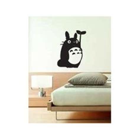 Totoro Wall Sticker totoro nursery on pinterest totoro studio ghibli and plush