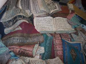 book print tapestry fabric upholstery fabric 1 yd