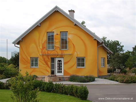 fassadengestaltung farbe hausfassaden fassaden