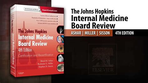 Johns Mba Review by The Johns Medicine Board Review 4th