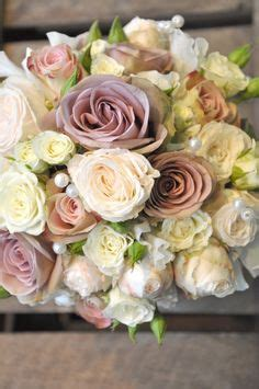 soft orange and muted green artificial rose spray floral 1000 images about wed bouquet pastel roses on pinterest