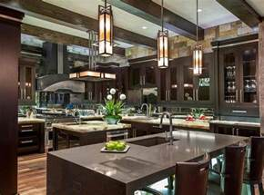 large kitchen layout ideas 15 big kitchen design ideas home design lover