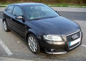 Audi Vikipedija Datoteka Audi A3 8p Ambition S Line 2 0 Tdi Lavagrau