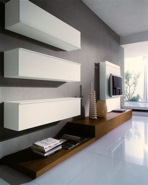 modern wall unit stylish modern wall units for effective storage digsdigs