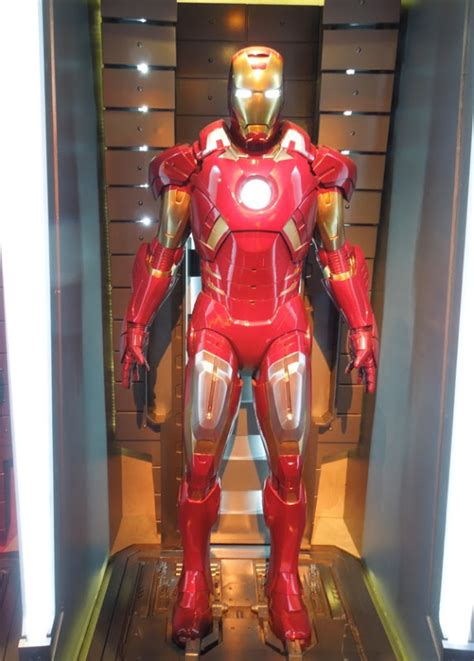 hollywood costumes props iron man mark vii suit