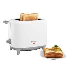 Pemanggang Roti Terbaru jual pemanggang roti sharp harga murah duniamasak