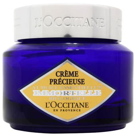 l occitane si鑒e social l occitane immortelle precious skinstore