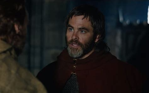 chris pine  florence pugh featured  outlaw king clips