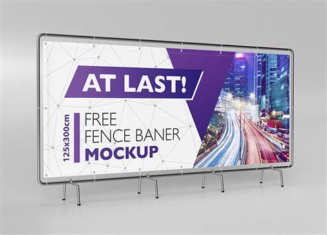 mockup design banner free banner mockup mockups design free premium mockups