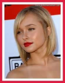 hair styles for with thinning hair in the crown fine hair haircuts picture and slideshow lifestyle