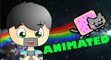 ask thinknoodles thinknoodles animated nyan cat takeover