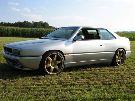 maserati biturbo custom maserati biturbo the forgotten sports car cars