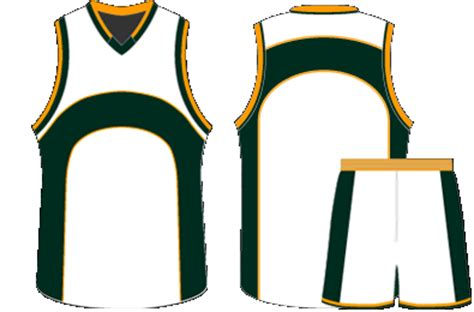 Baju Denver Nuggets Nba Team blank basketball jersey template cliparts co