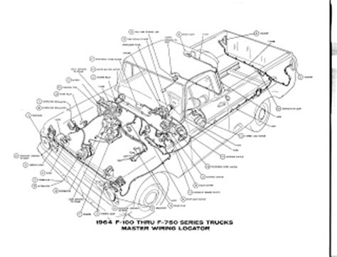 auto wiring diagram  ford      truck master wiring